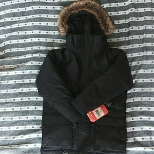 North Face Boys Parka size 10/12